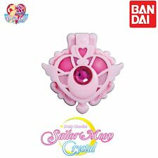 GASHAPON BANDAI Sailor Moon Stained Glass Compact Mirror Crisis Moon.