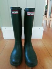 Fantastic Hunter/Huntress Wellies, Size 8 Made In Britain!!