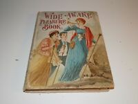 Antique 1892 Wide Awake Pleasure Book D. Lothrop