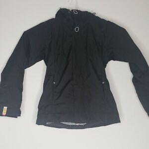 Bonfire Snowboarding Womens Winter Coat Size XS Black
