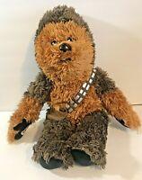 Build A Bear Chewbacca  Star Wars Wookie Plush Stuffed Animal Clothes