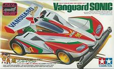 TAMIYA 1:32 MINI 4WD VANGUARD SONIC CON MOTORE FULLY COWLED SERIES  ART 19407