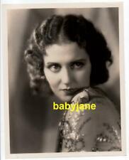 DORIS HILL ORIGINAL 8X10 PHOTO BY GENE ROBERT RICHEE LATE 1920's PORTRAIT