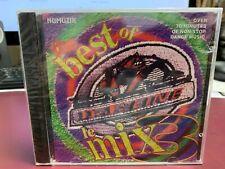 BEST OF DJ LINE LE MIX 3 CD 1996 QUALITY NUMUZIK NUCD5064 EURO HOUSE SEALED