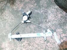 SUBARU FORESTER RIGHT FRONT WINDOW REG/MOTOR 2 PIN PLUG TYPE, 02/08-12/10