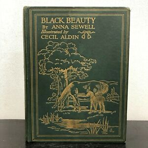 Black Beauty by Anna Sewell Illustrated by Cecil Aldin Jarrolds London 1901 ?