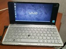 Sony Vaio Netbook PCG-1P1L Intel Z520 1.33GHz 60GB HDD 2GB RAM - PLEASE READ