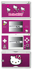 Hello Kitty Vinyl Skin Sticker for Nintendo DS Lite