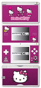Hello Kitty Vinyl Skin Sticker for Nintendo DS Lite