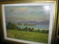 GUILLERY Franz, *1863 Fraueninsel im Chiemsee