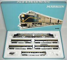 """Märklin Marklin 26495 """"Montreal Limited"""" Train Delaware & Hudson D&H - MFX NEW"""