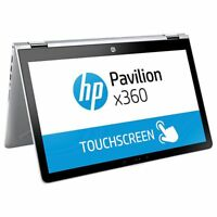 "HP Pavilion x360 15-br015na Convertible Laptop 15.6"" Touchscreen Silver B&O PLAY"