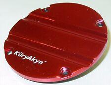 Kuryakyn Trap Door Lazer Red - Blood Groove - 8432BGL