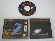 HAUJOBB./HOMES & GARDENS(PENDRAGON REC-100) CD ALBUM