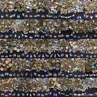 Top Crystal AB Czech Crystal Rhinestone Flatback Nail Art Decoration Multi Shape