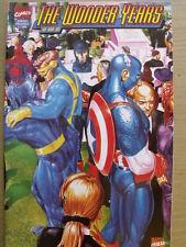 Marvel Presenta 9: The Wonder Years 2 1997 ( morte Wonder Man )  Marvel [SP18]