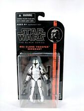 STAR WARS Black Series - Clone Trooper Sergeant - 3.75 Action Figure NEW #02