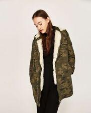 Zara Zip Women's Camouflage