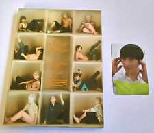 Super Junior The 6th Album Sexy, Free & Single Korea Press CD Eunhyuk Photocard