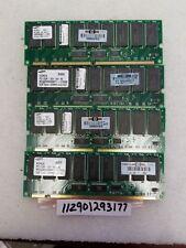 8GB KIT 2GB X 4  SDRAM PC PC133 133MHZ SDR 133 SYNCH 168PIN ECC-REG RDIMM 128X4