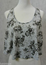 Short Sleeve Regular Floral TEMT Tops & Blouses for Women