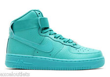 NEW! Nike WMNS Air Force 1 High PRM Sz 5.5 654440 400 (#2788)