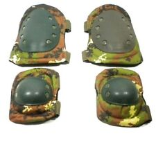 KIT GINOCCHIERE GOMITIERE SOFTAIR ESERCITO VEGETATO G1TC AIRSOFT KNEE ELBOW PAD