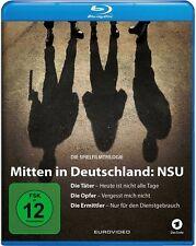 Au milieu de l'Allemagne NSU spielfim trilogie auteurs victimes enquêteurs Blu-ray