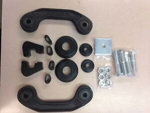 1953 1954 1955 1956 Ford pickup Complete Cab Mounting Kit. Arms, Bushings, Bolts
