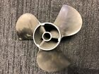 Ss 11 Mercury Reconditioned 48-68557 15.25 X 21 Lh Ss Cleaver 3b Propeller
