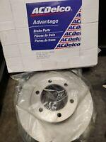 ACDelco ACDelco 18A1101A Advantage Non-Coated Front Disc Brake Rotor