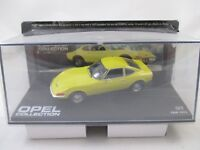 "Eaglemoss - ""Opel Collection""  Ausgabe 02 -  Opel GT   1:43 < OVP"