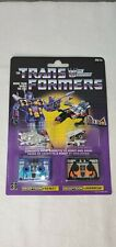 Hasbro Transformers G1 Reissue Cassette Decepticon Frenzy & Laserbeak 2 Pack