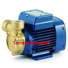 Electric Water Pump with peripheral impeller PQm 60-Bs 0,5Hp 240V Pedrollo