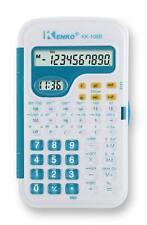 KENKO BLUE SCIENTIFIC CALCULATOR FOR UNIVERSITIES,COLLEGE, WITH CLOCK