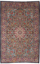 Kerman Teppich Orientteppich Rug Carpet Tapis Tapijt Tappeto Alfombra Millefleur