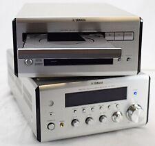 YAMAHA Receiver & DVD-Player --- RX-E810 & DVD-E810, 200285