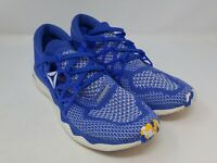 Reebok Men's Blue/White Floatride Run ULTK Running Shoes Size 10 US