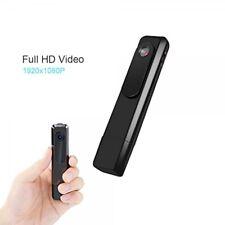 Black Mini Full HD 1080P Recording  Digital Video Camcorder / USB Pen Spy Camera