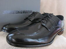 JOHNSTON & MURPHY Mens Ware Runoff Lace Oxfords Dress Shoes US 11.5 EUR 45 NWB