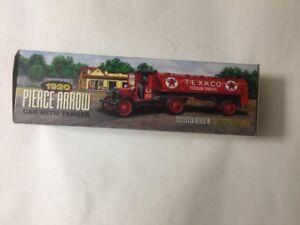 1920 PIERCE ARROW CAB WITH TANKER ~ TEXACO ~ Ertl Collector Series 16 1999
