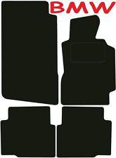 Qualità Su Misura Deluxe Tappetini auto BMW 3 Series e36 COUPE 1993-1999 ** Nero ** co
