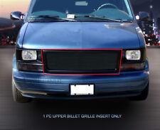 Fits 95-05 GMC Safari Van Black Billet Grille Grill  (1995-2005)