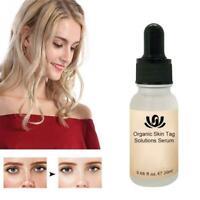 1pcs Organic Mighty Tag & Spots Remover Serum Painless Mole Skin Dark Spot Mole