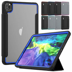 """For iPad 7/8th 10.2"""" 2019 2020 5/6th Gen 9.7"""" Shockproof Flip Leather Case Cover"""