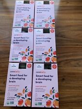 Cerebelly Organic Baby Food Pouch Variety Pack 11+ Months 6box Exp12/21