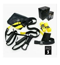 NEW SUPER STRONG Resistance Suspension Trainer like TRX PRO4 FREE UK DELIVERY