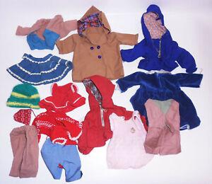 Convoluzione DDR Abbigliamento Bambole Abito Vintage Retrò Mode Kleider 1960er