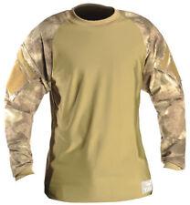 NEW Valken V-TAC Zulu Jersey Combat Shirt ATACS AU camo XS