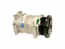 For 2001-2002 GMC Sierra 2500 HD A/C Compressor 84443WG 6.6L V8